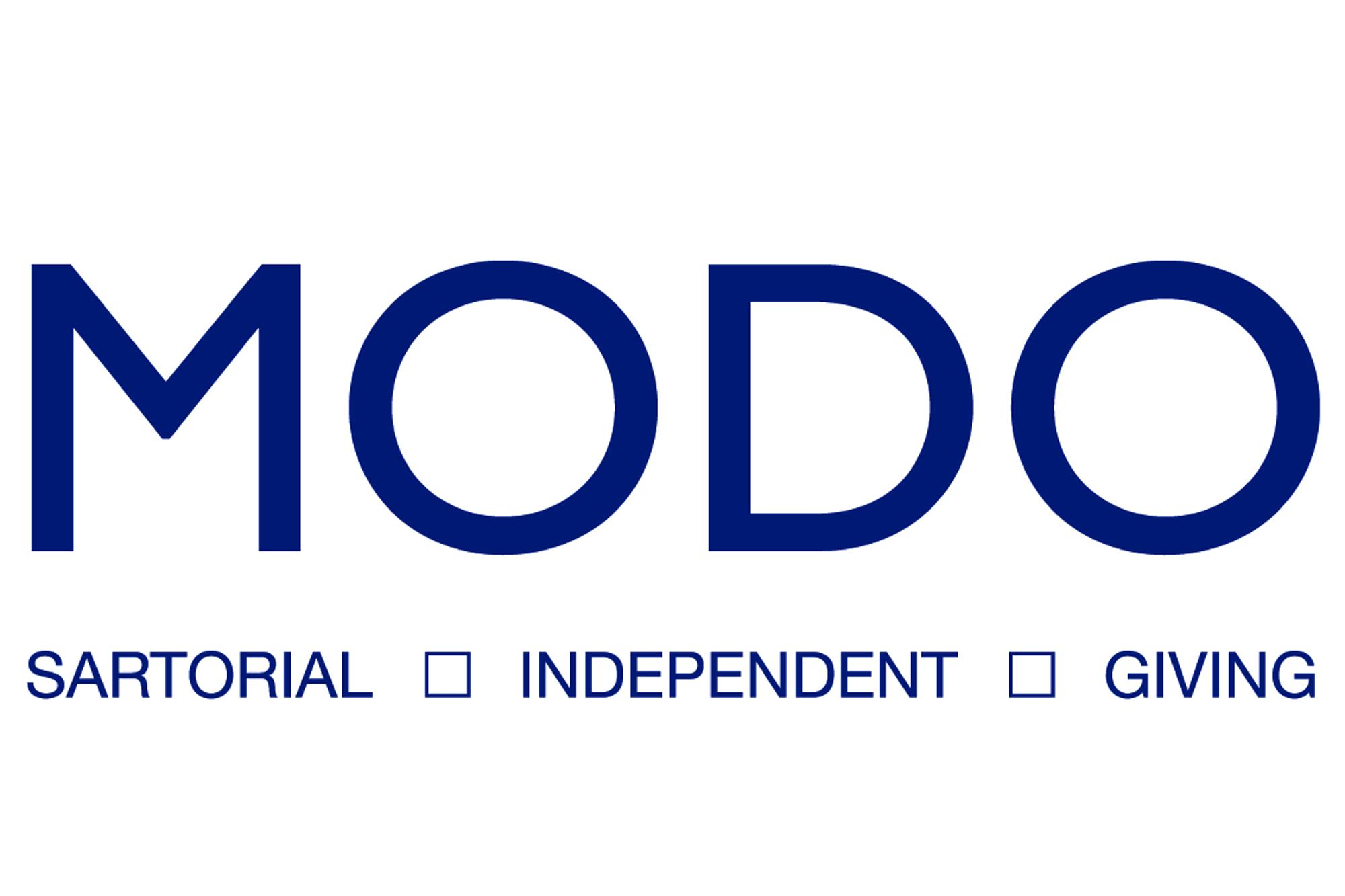 Modo Paperthin Titanium: Sartorial - Independent - Giving
