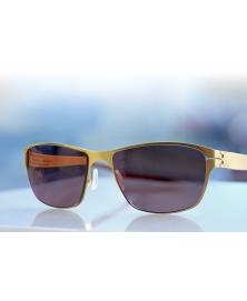 Meyer - Ängelholm als Sonnenbrille in 24 Karat Gold