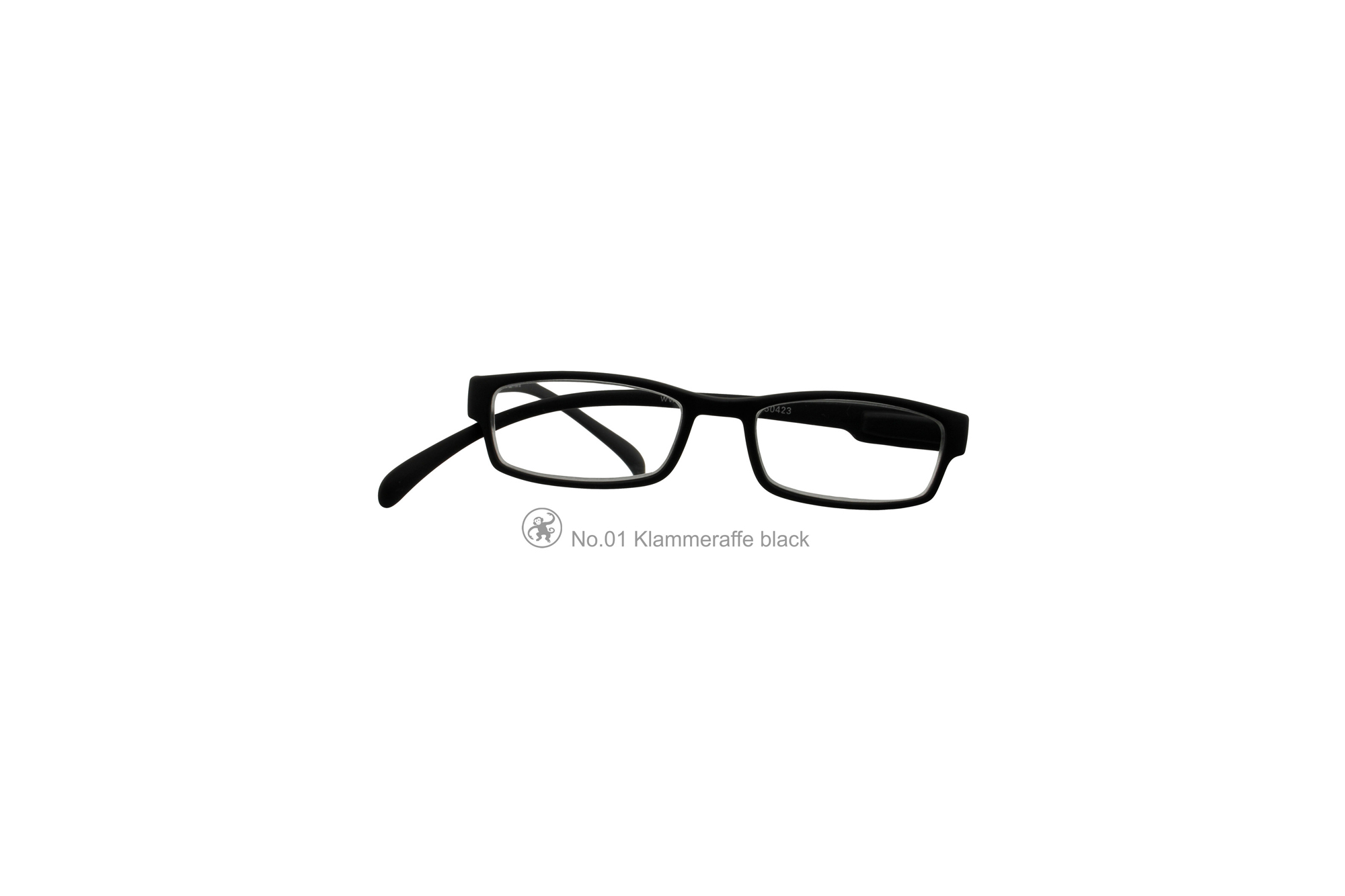 Klammeraffe Modell 01, black