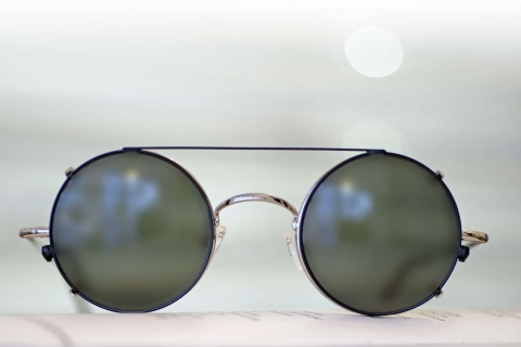BRAUN Classics - Modell 123 F1 44-24 mit optionalem Sonnenclip