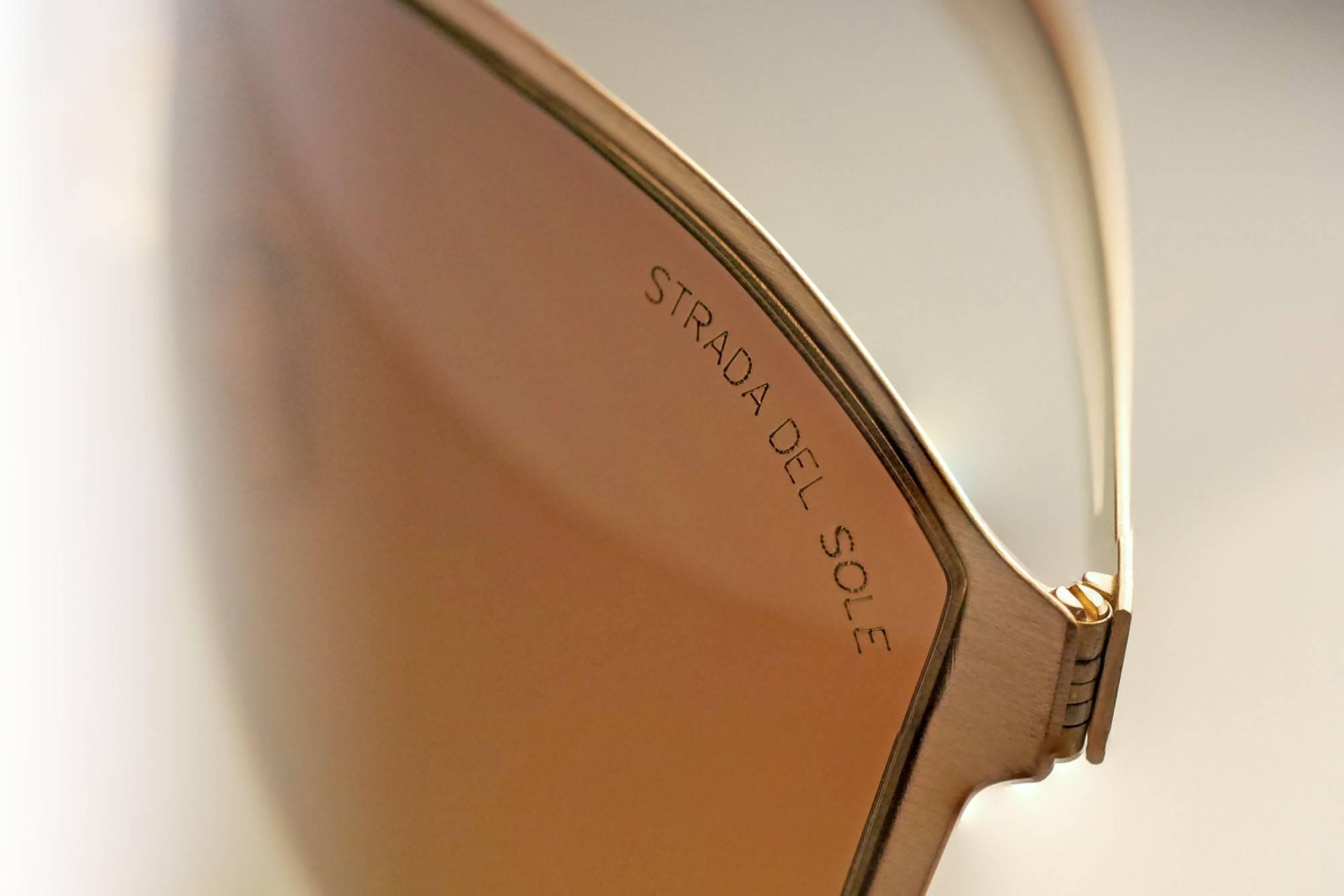 Strada del Sole Sonnenbrillen
