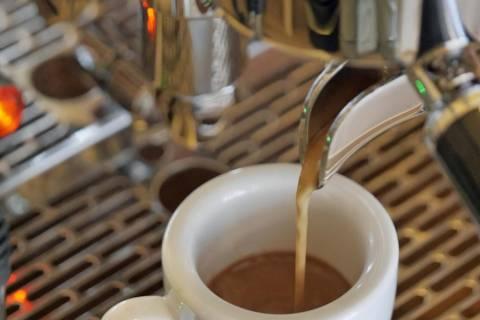 Espresso - das kann auch DR SCHTiFFT