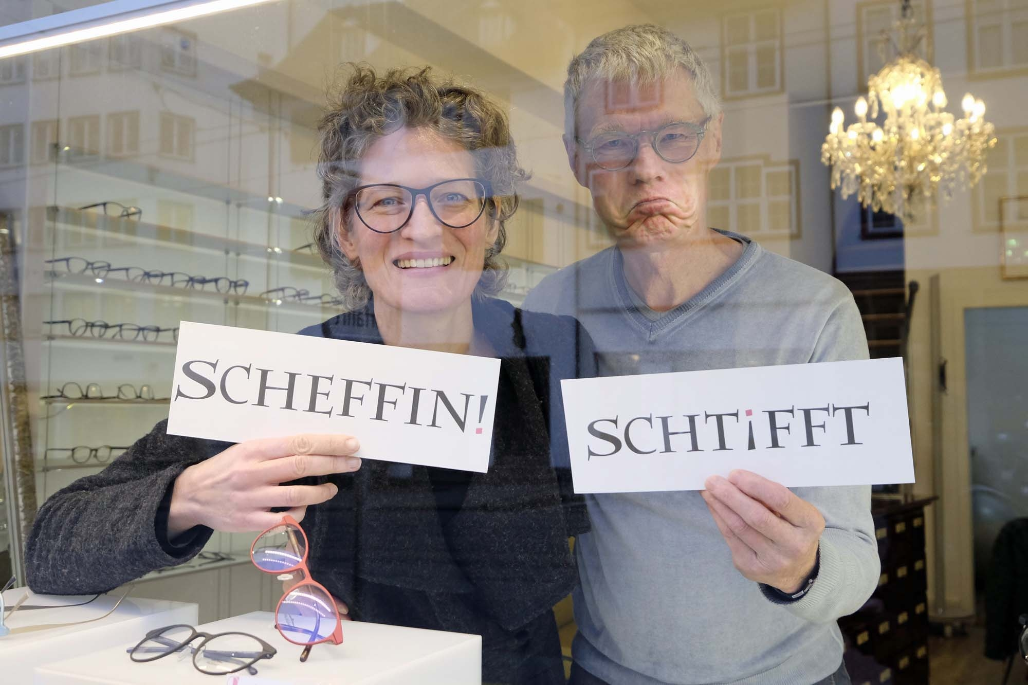 "Juri Weiss, ""dr Schtifft"""
