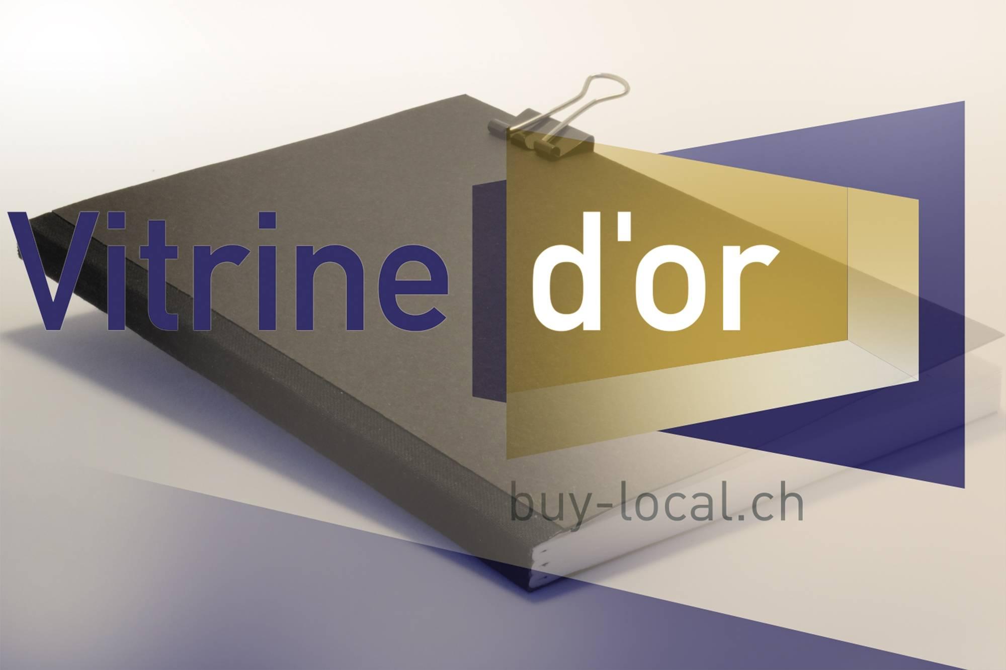 Schaufenster Nr. 64: Vitrine d'Or - ZWÄIDAUSIGUNDZWANZIG, DIE AGENDA FÜR DAS JAHR 2020