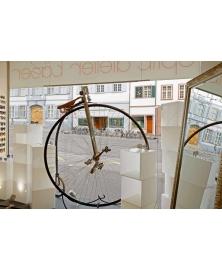Schaufenster Nr. 056: Hochrad