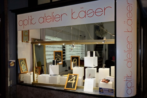 Schaufenster Nr. 053: Vitrine d'Or