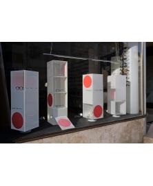 Schaufenster Nr. 041: Kenzo und Masunaga