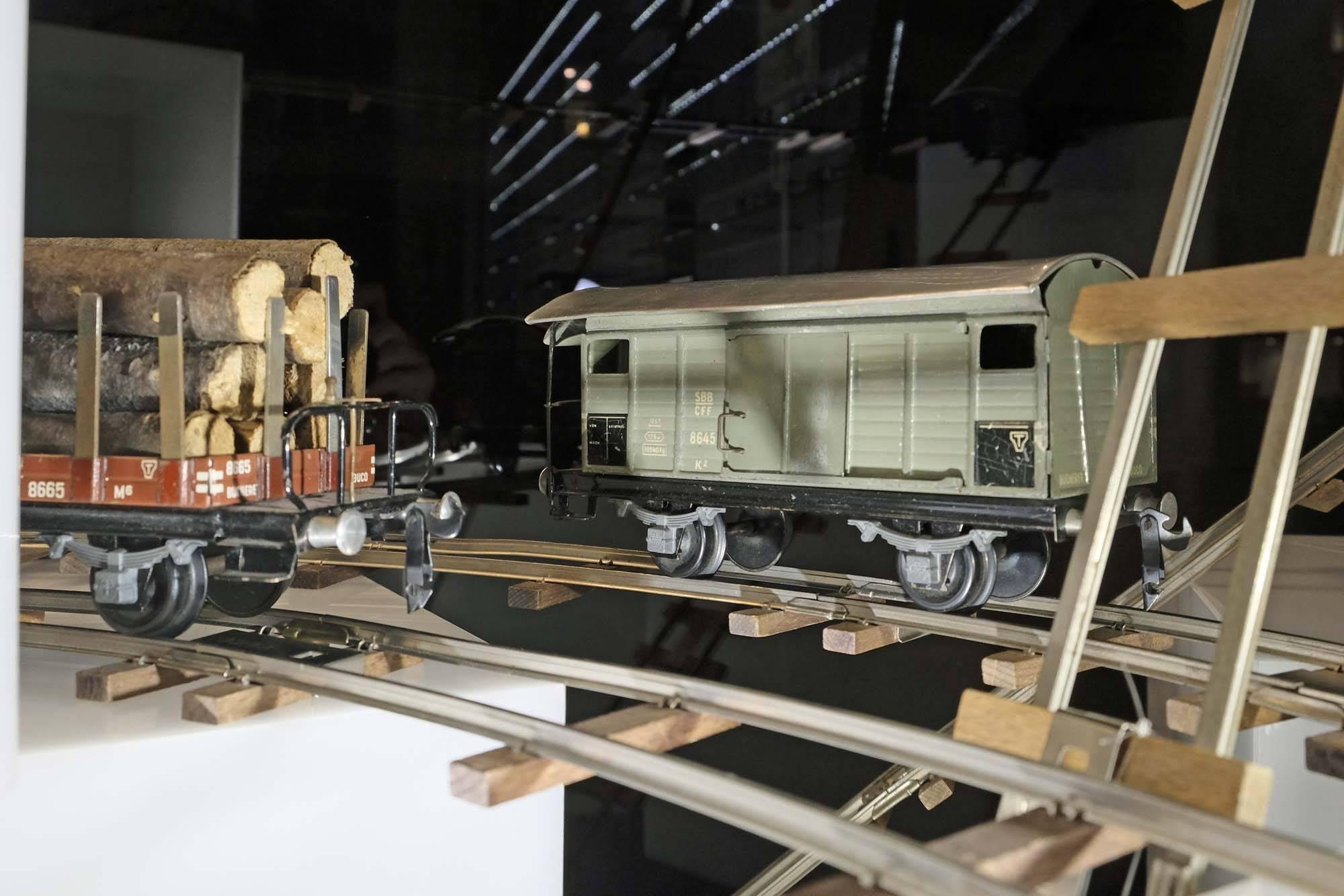 Schaufenster Nr. 037: BUCO-Eisenbahn (Herbstmesse)