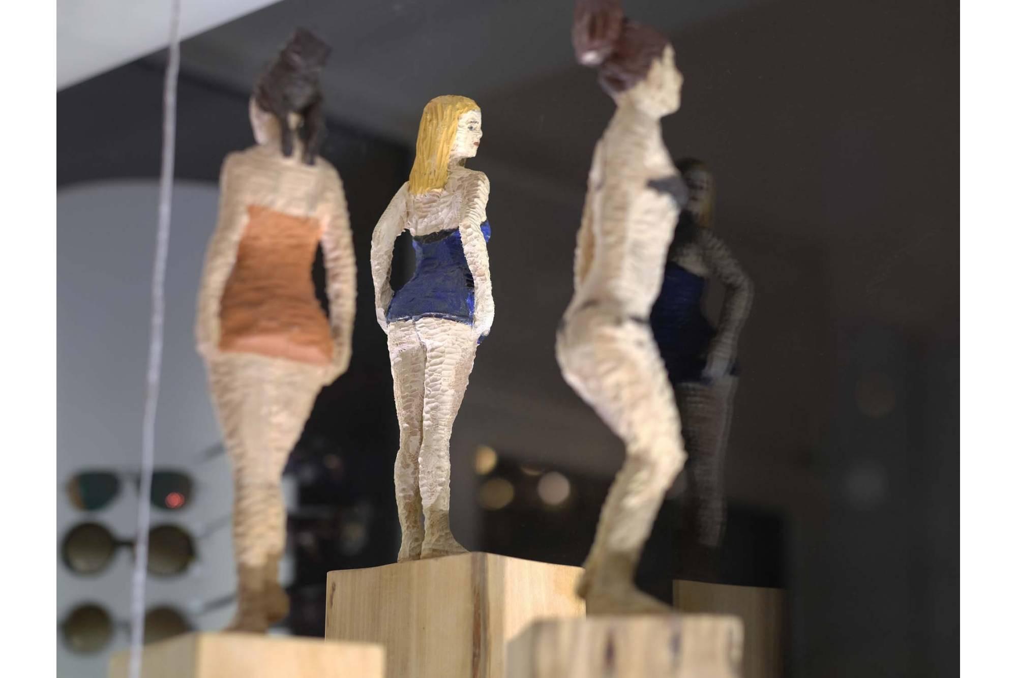 Schaufenster Nr. 027: Zu Gast in der Galerie: Paul Stebler