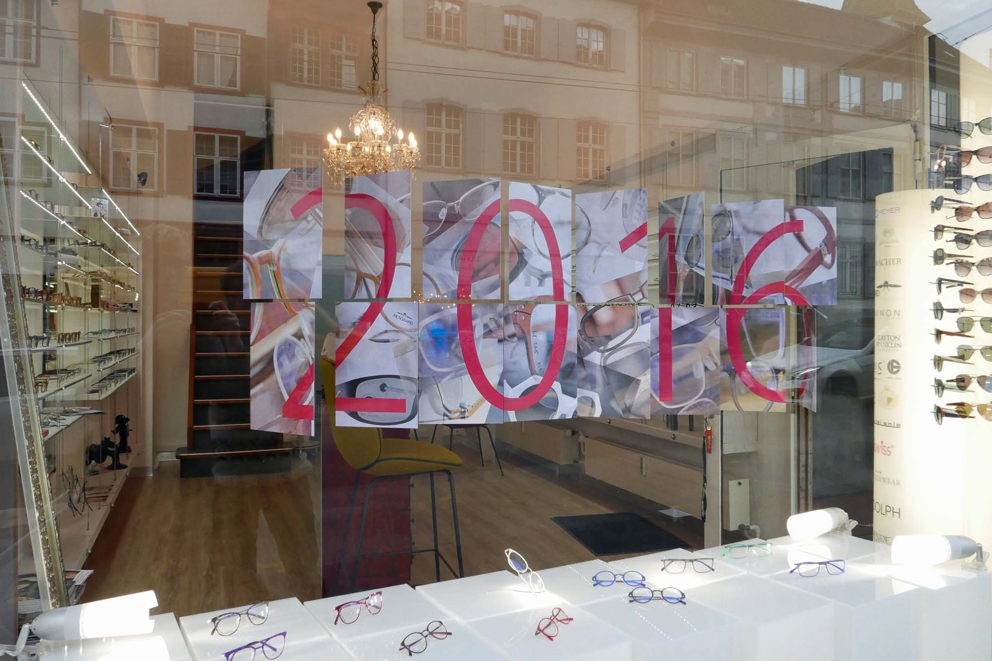 Schaufenster Nr. 015: Neujahr mit Modo