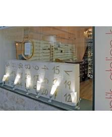 Schaufenster Nr. 014: Adventskalender