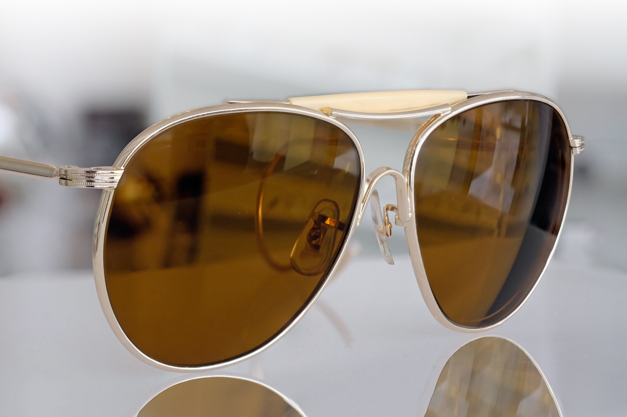 Schaufenster Nr. 005: American Optical