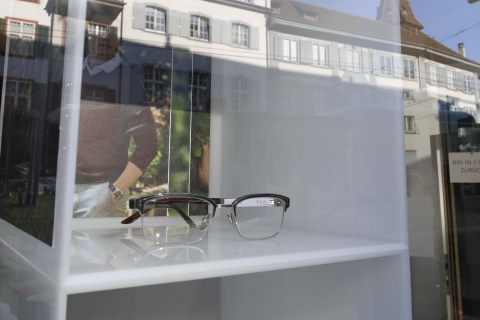 Schaufenster Nr. 004: Leisure Society