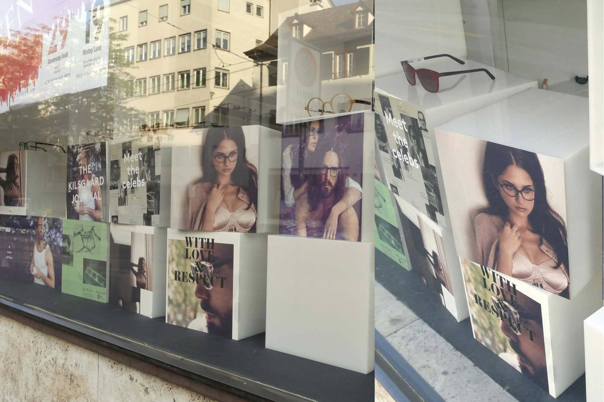 Schaufenster Nr. 001: Kilsgaard