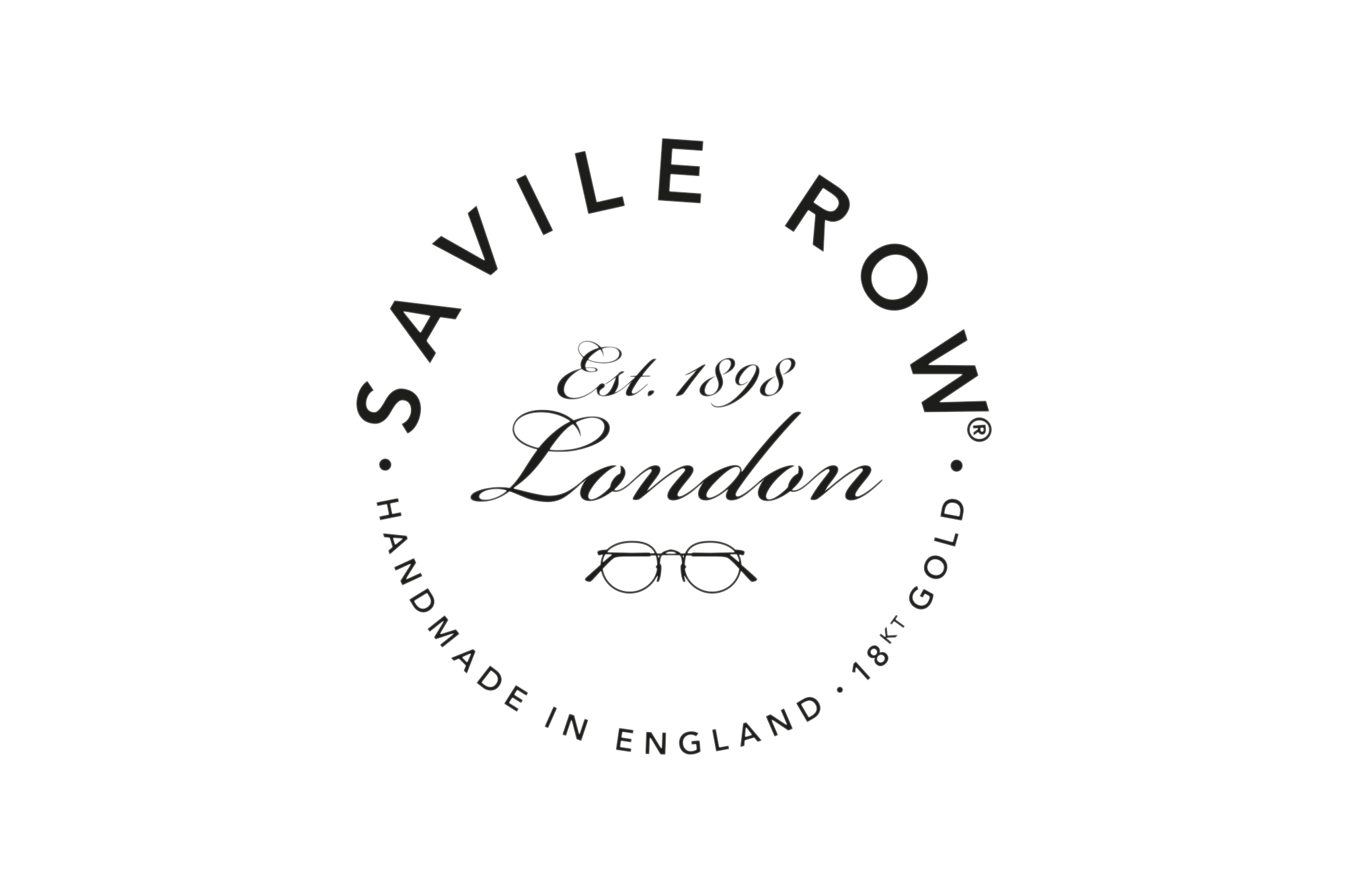Savile Row since 1898, handmade in England