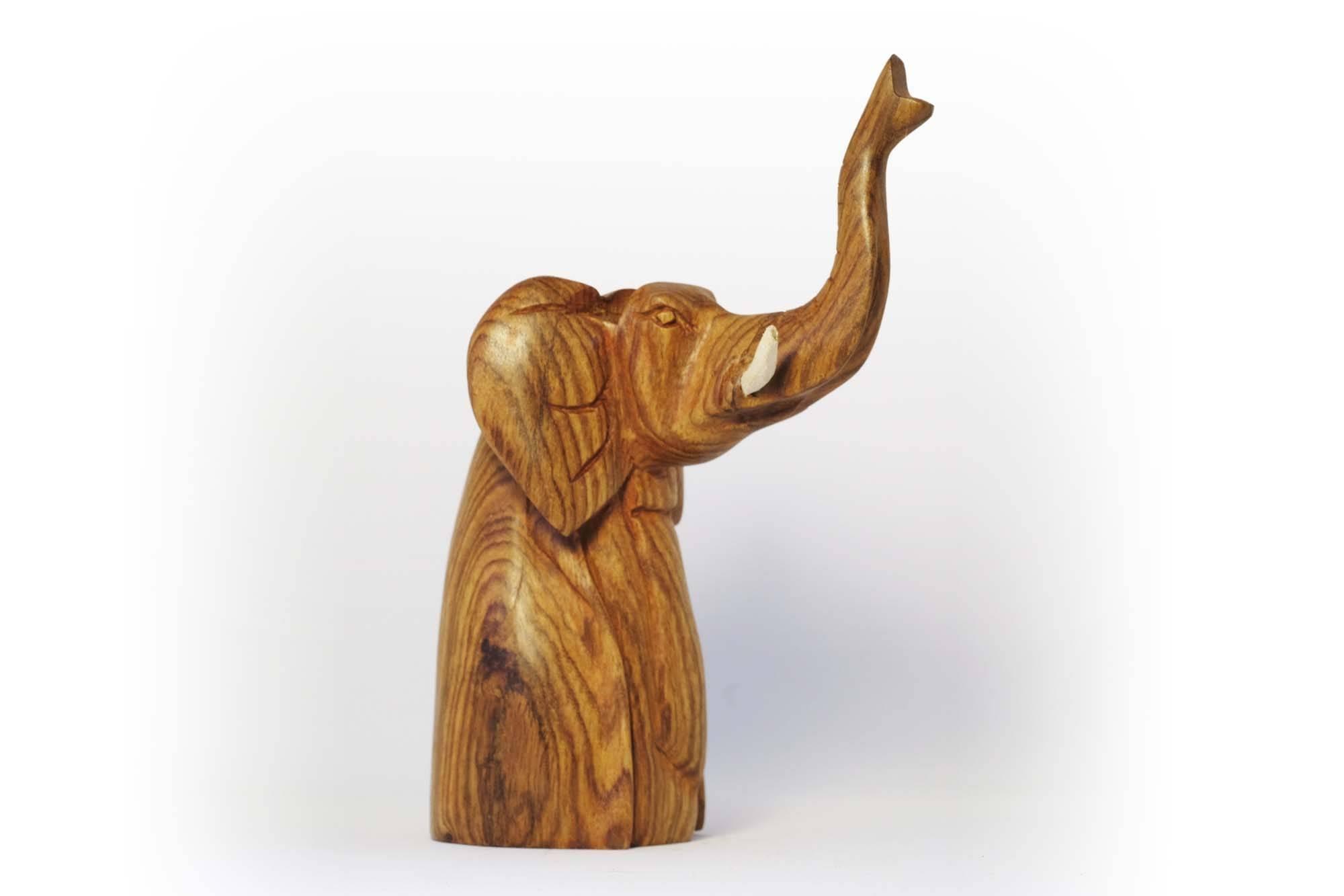 Brillenhalter: Elefant (04)
