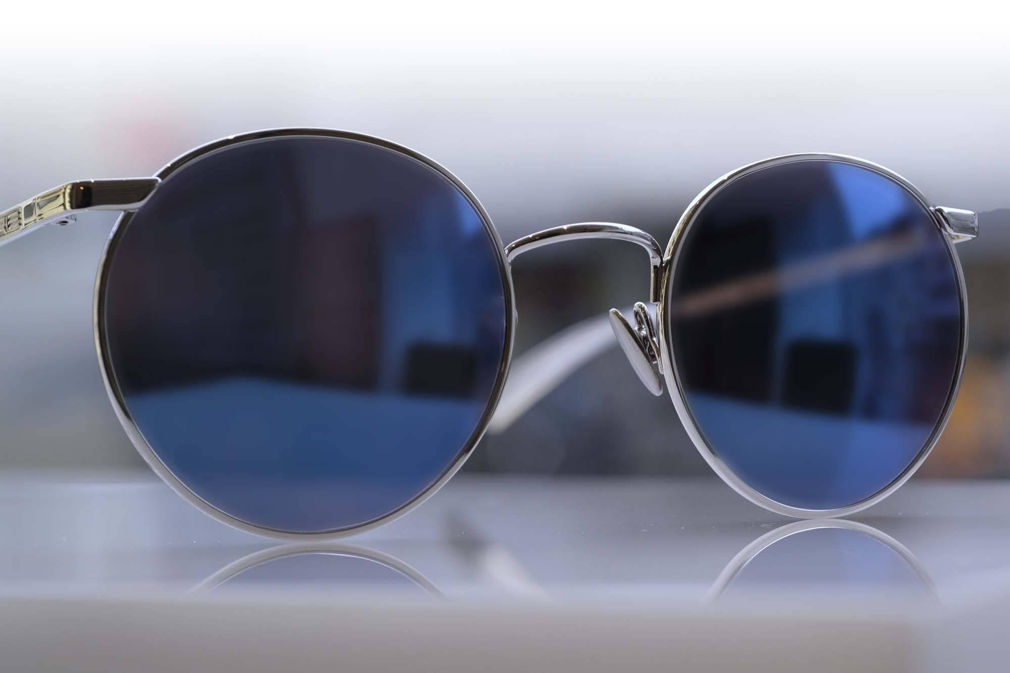 Randolph P3 mit Flash Blue-Gläsern