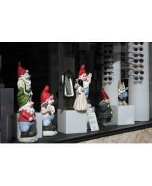 Schaufenster Nr. 070: Schneewittchen und die sieben Zwerge