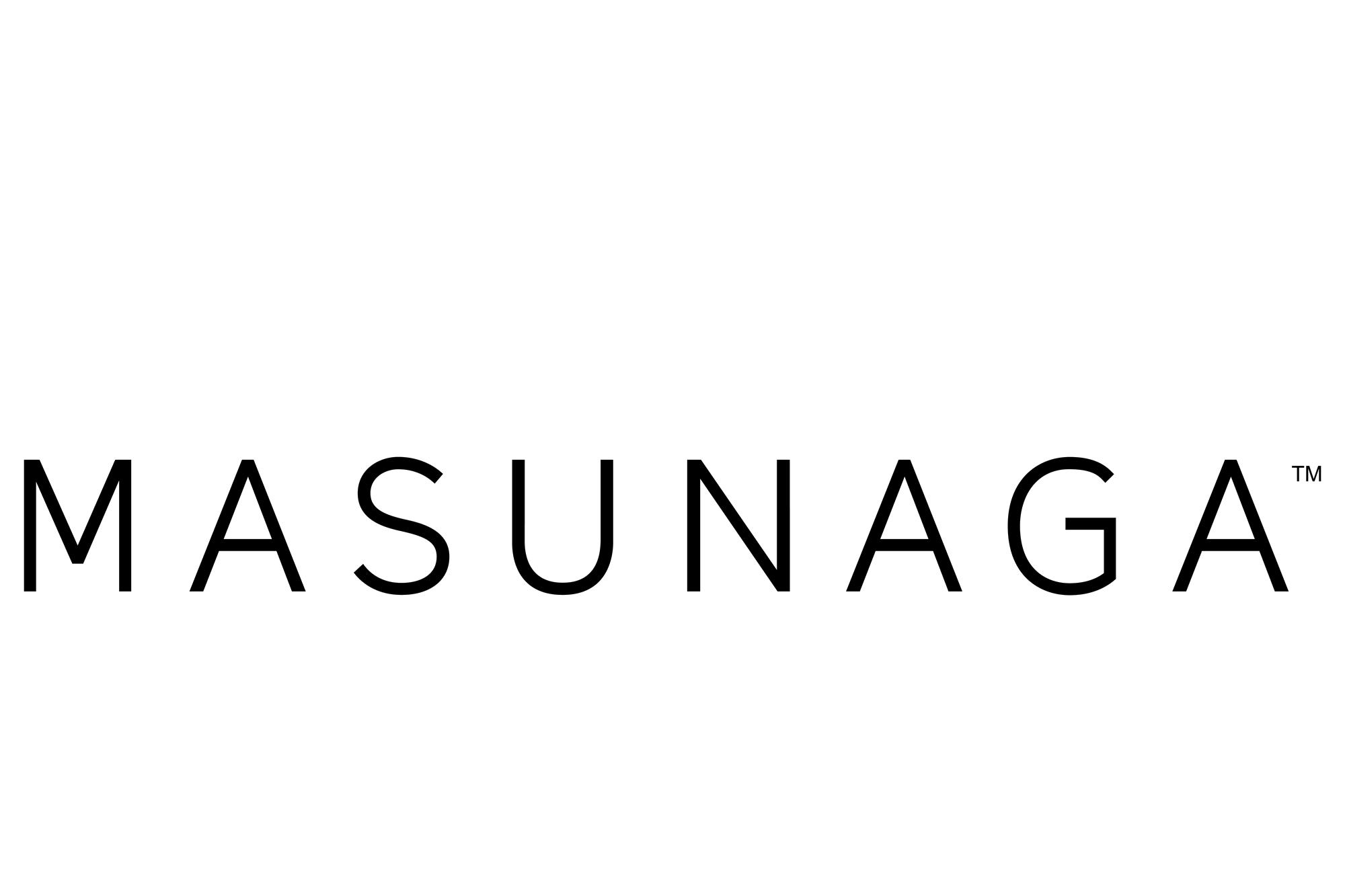 Masunaga - Date Line, Black-Silver