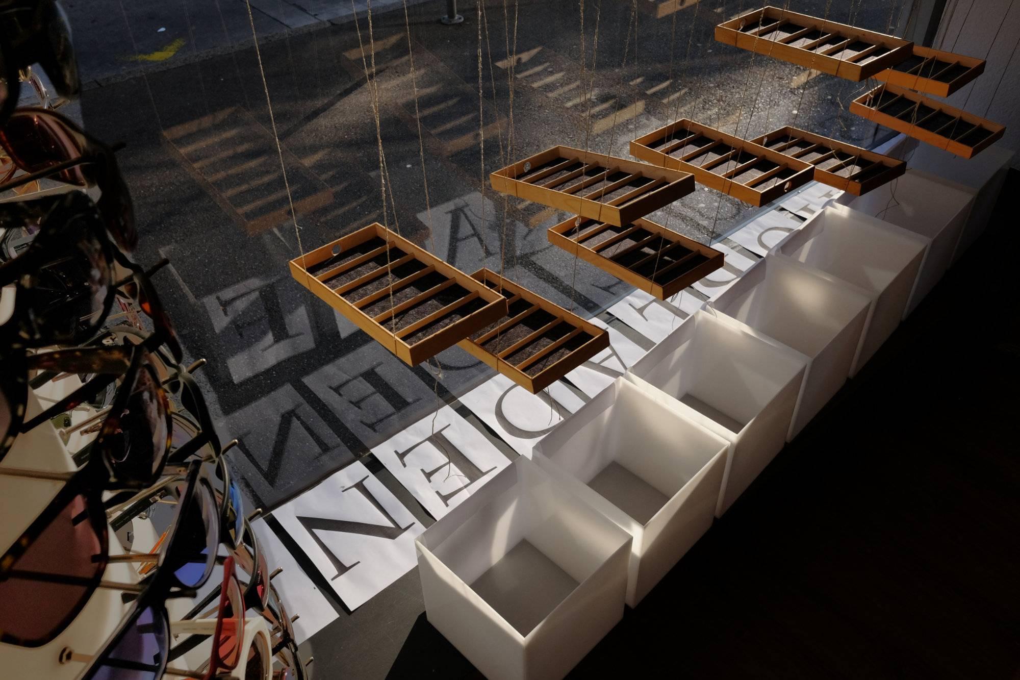 Schaufenster Nr. 072: SCHUBLADEN-VERKAUF 2020