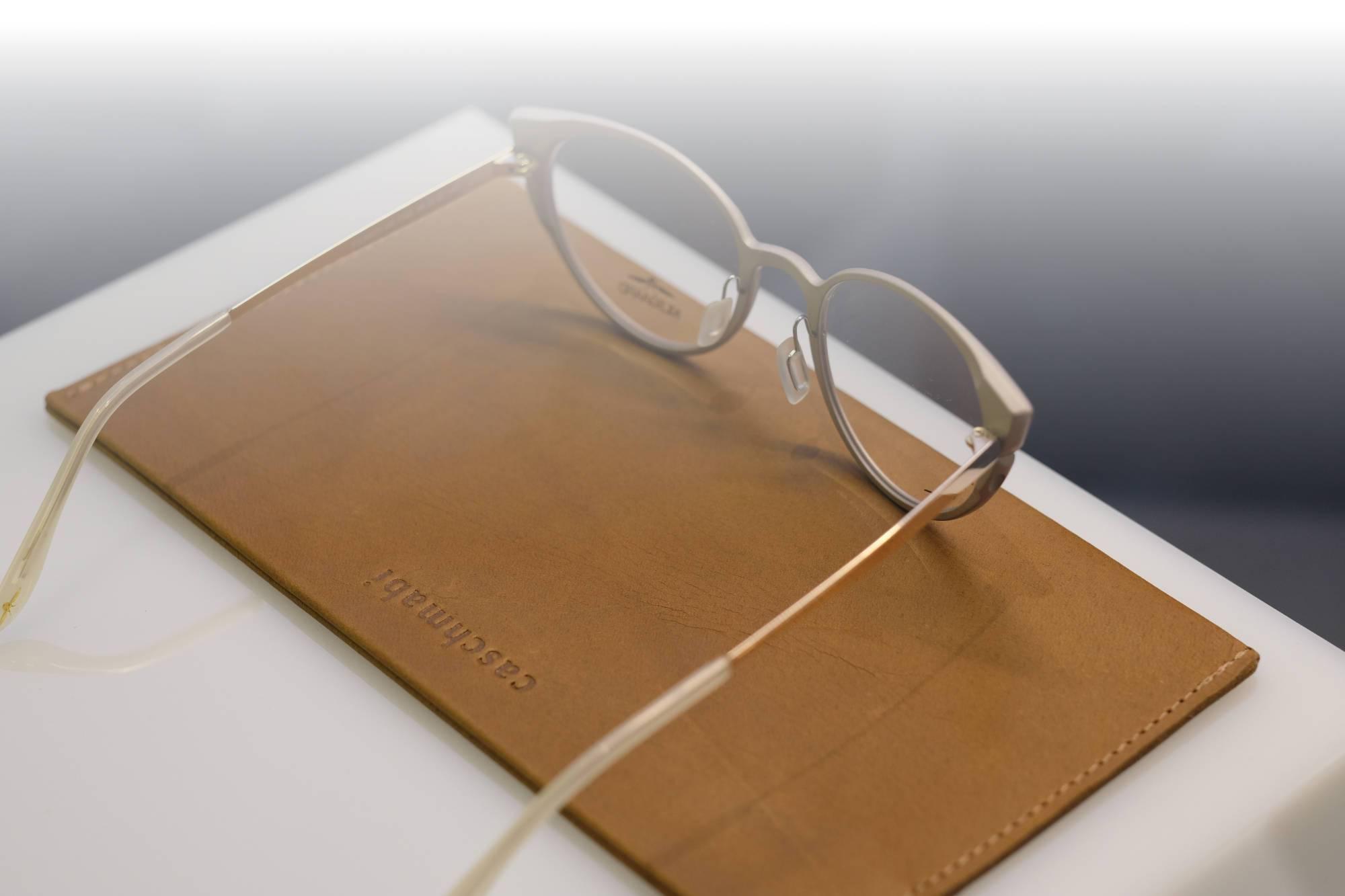 Schaufenster Nr. 073: Carmen Schmassmann zu Gast im optik atelier