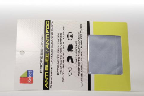 Anti Fog-Mikrofasertuch