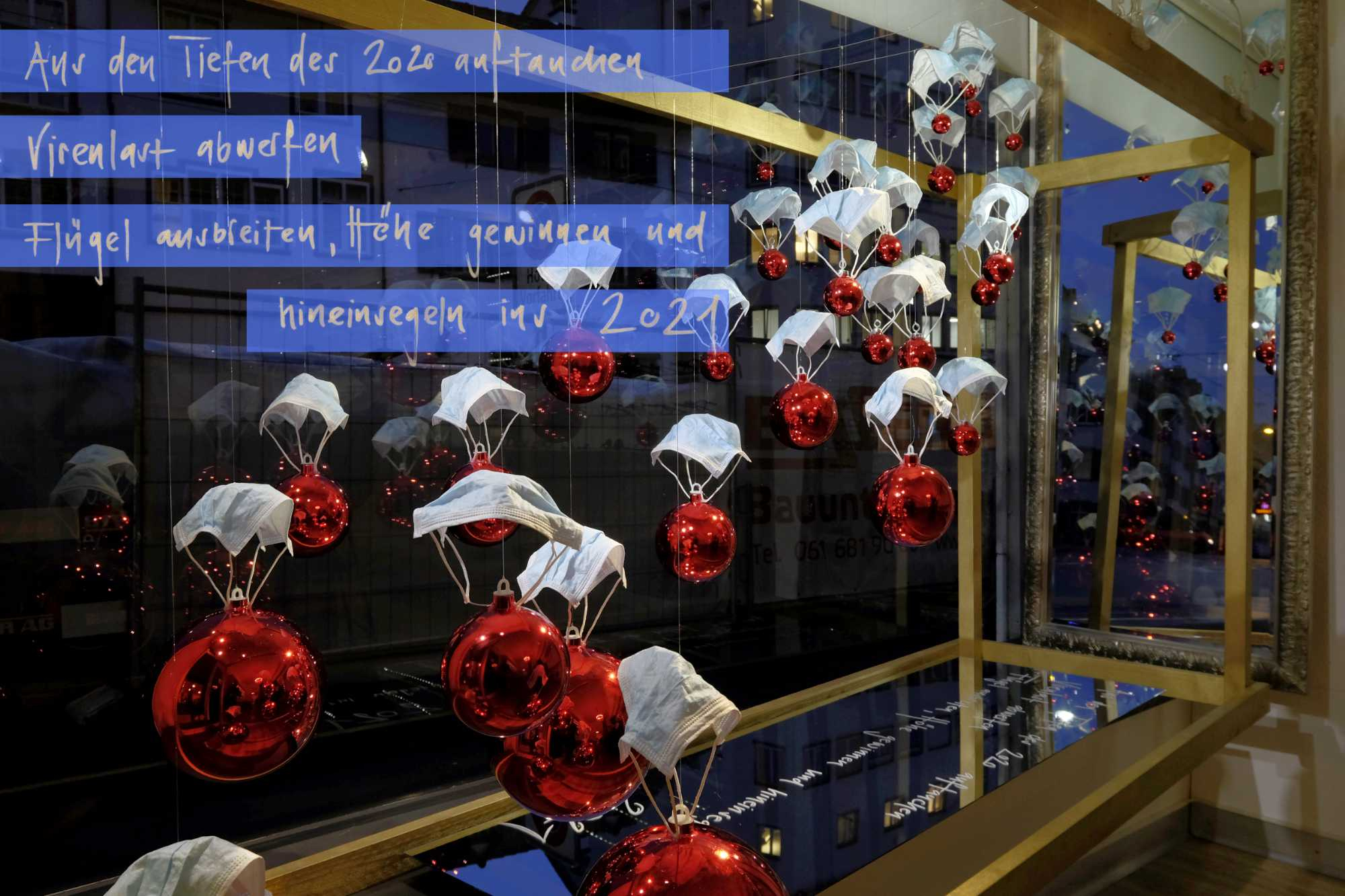 Schaufenster Nr. 074: Vitrine d'Or