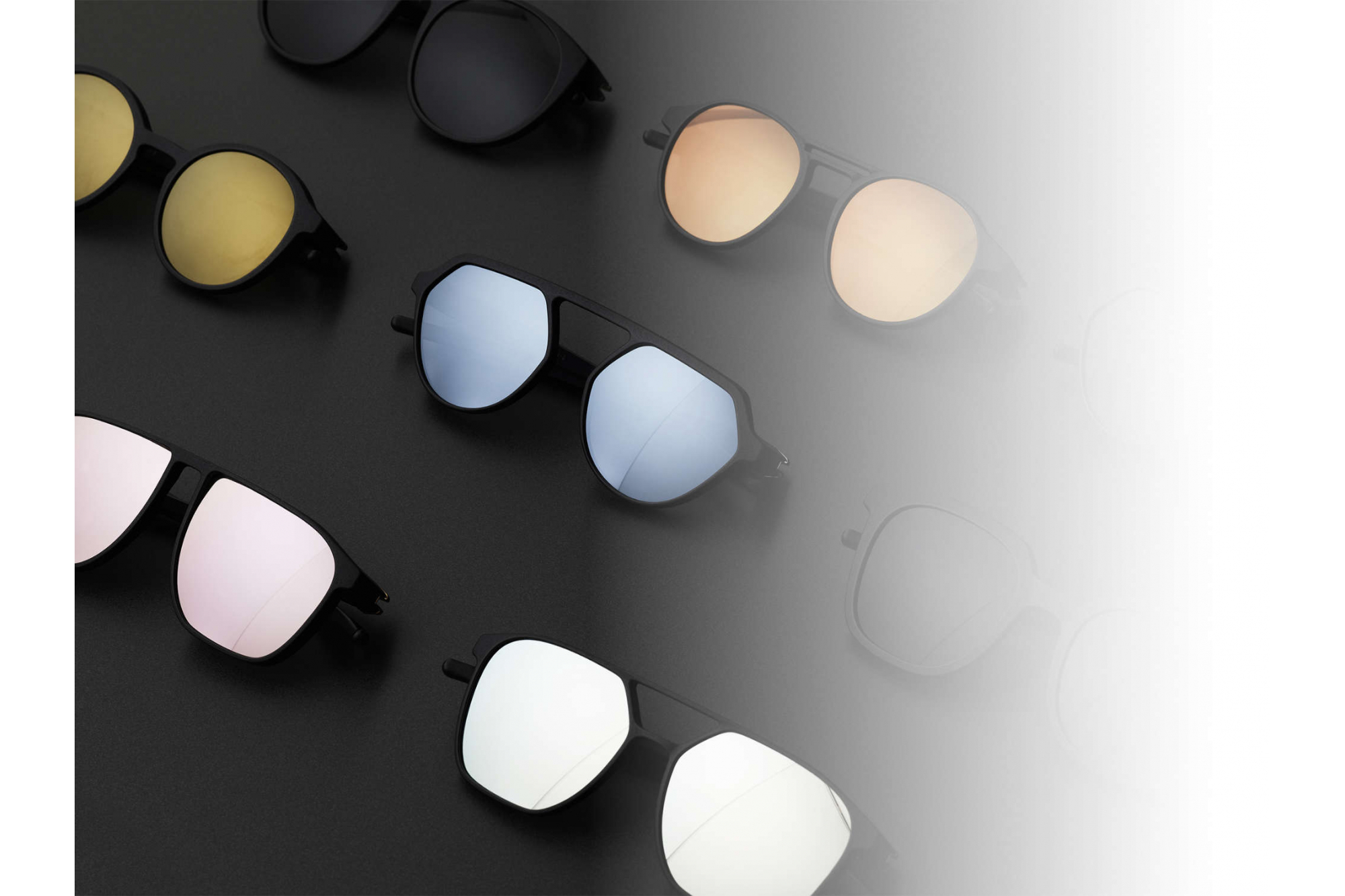 Klenze & Baum - freie Wahl der Glasfarbe für Sonnenbrillen