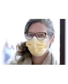 Antibeschlag-Masken für Brillenträger/innen
