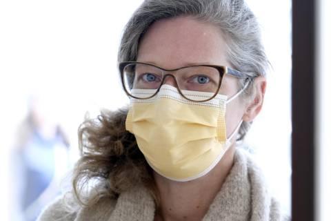 Anitbeschlag-Maske