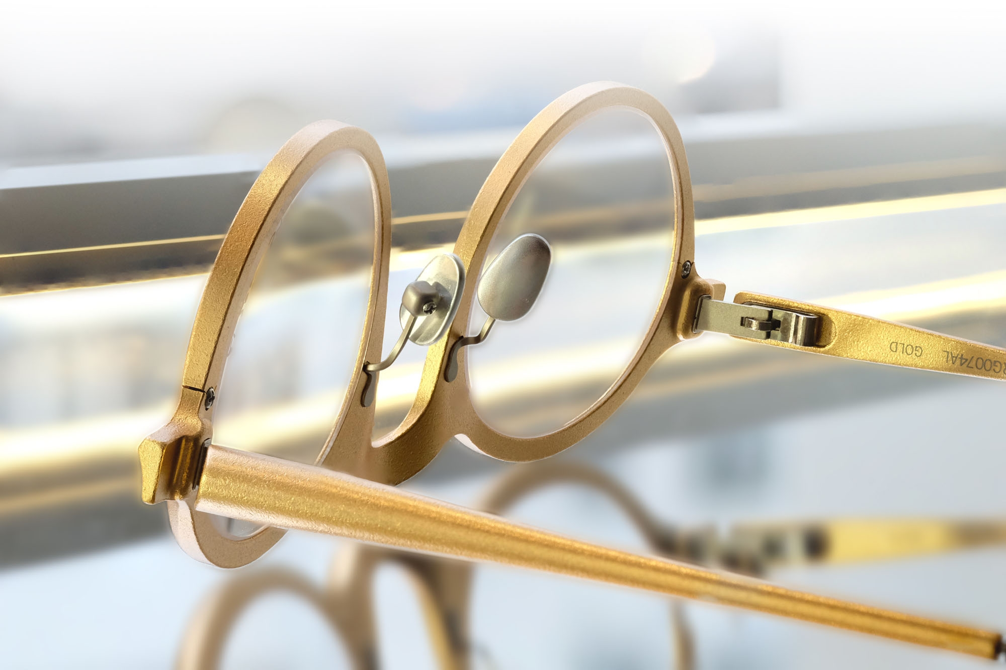 Rigards - RG0074AL, gold mattiert