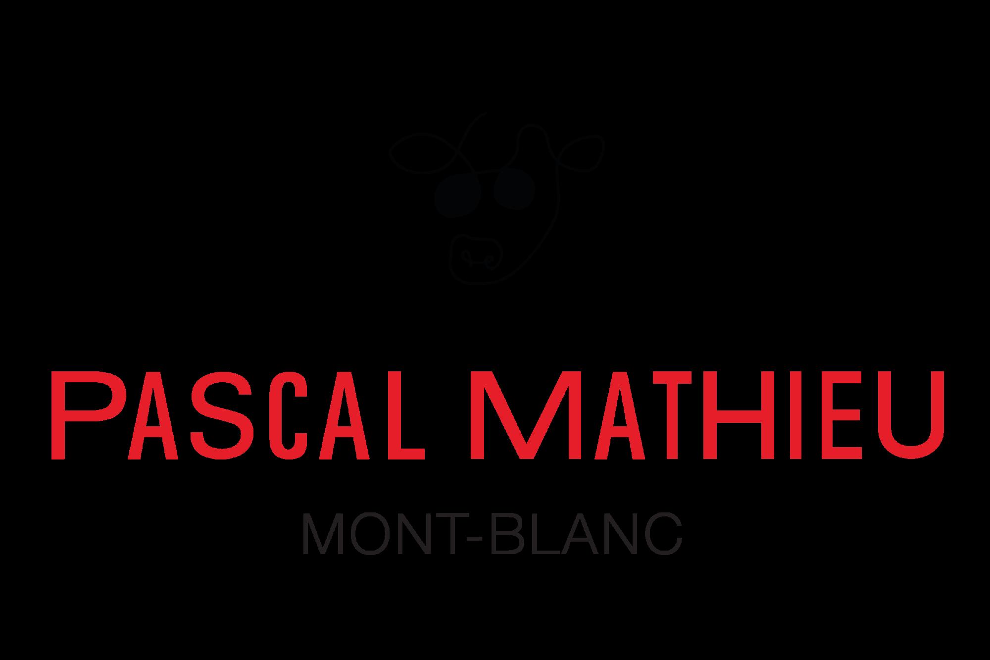 Pascal Mathieu Papillon (Acier & Blanc)